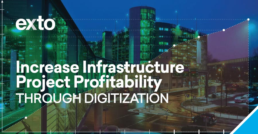 Increase Infrastructure Project Profitability with Digitization